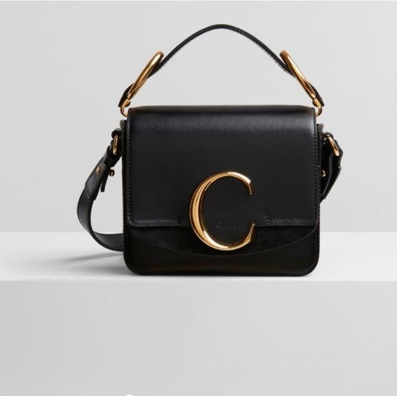 fe61b2dfae Brand new Chloe c mini